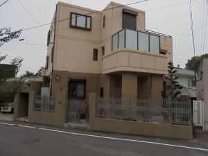 福岡市 中央区 S様邸 塗装工事 施工前