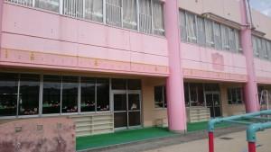 筑紫野市 幼稚園 外壁補修 塗装工事 施工前