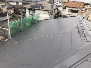 福岡県 久留米市 塗装工事 N様邸 屋根塗装 完了
