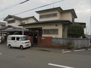 福岡県 太宰府市 S様邸 外壁 塗装工事 施工前