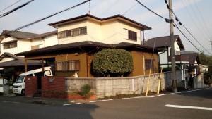 福岡県 太宰府市 S様邸 外壁 塗装工事 完了