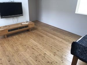 佐賀県 内部 床 塗装工事 完了