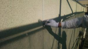 大野城市 A様 所有 テナント 塗装工事 ALC 外壁 シーリング工事 ヘラ仕上げ