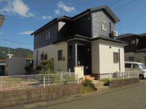 筑紫野市 塗装工事 外壁 屋根 塗装 完了