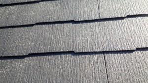 筑紫野市 S様邸 コロニアル屋根 塗装工事 縁切工法 タスペーサー 取付け 完了