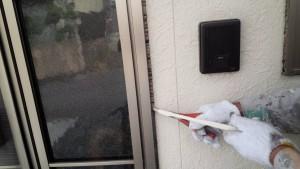 筑紫野市 戸建て住宅 塗装工事 サイディング外壁 シーリング打替え工事 既存撤去