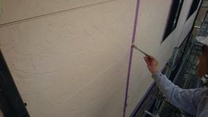 筑紫野市 戸建 住宅 塗装工事 A様邸 サイディング外壁 シーリング 打替え 施工写真