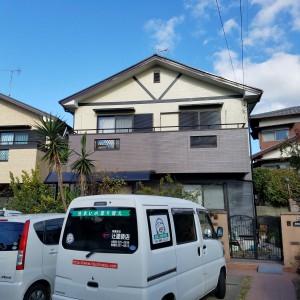筑紫野市 A様邸 外壁 屋根 塗装工事 完成