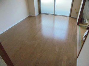 筑紫野市 S様邸 和室畳 フローリング張り替え工事 完了
