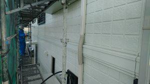 福岡県 筑後市 塗装工事 Y様邸 外壁 屋根 塗装 高圧洗浄