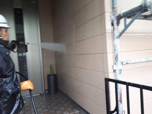 福岡県 筑紫野市 塗装工事 Y様邸 外壁 サイディング 塗装 高圧洗浄