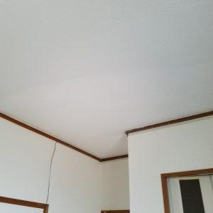福岡県 福岡市 城南区 アパート 内部天井補修 塗装工事 完了