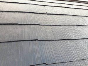 福岡県 新宮町 H様邸 コロニアル屋根 塗装工事 縁切り工法 タスペーサー取り付け  完了
