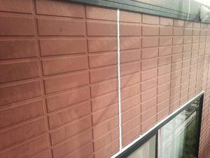 福岡県 筑紫郡 那珂川町 パティオ那珂A棟 アパート 塗装工事 下地シーリング工事 打替え完了