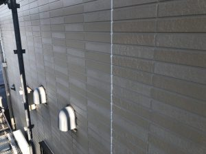福岡県 小郡市 H様邸 塗装工事 変性シリコンNB シーリング打ち替え工事 完了