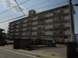 福岡県 大野城市 リバーサイドシブタ マンション 大規模改修工事 完了