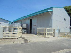 長崎県 壱岐市 壱岐スチロール 成形工場 塗装工事  施工後