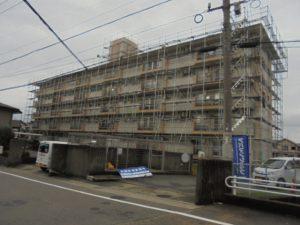 福岡県 大野城市 リバーサイドシブタ マンション 大規模改修工事 施工前