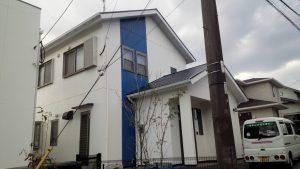 福岡県 筑紫野市 S様邸 外壁 屋根 住宅 塗装工事  完了