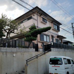 筑紫野市 H様邸 外壁 屋根 塗装工事 完了