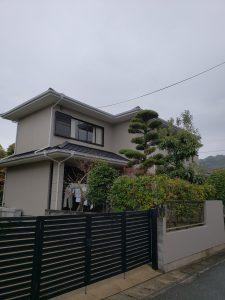 福岡市 城南区 T様邸 外壁 屋根 塗装工事 完了