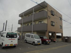 福岡県 糟屋郡 須恵町 ファーストコート アパート 塗装 改修工事 完了