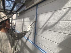 筑紫野市 H様邸 外壁塗装 下地処理 シーリング工事 【コニシ株式会社 ボンドMSシール】