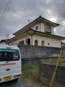 太宰府市 S様邸 外壁改修 塗装工事 全体完了写真