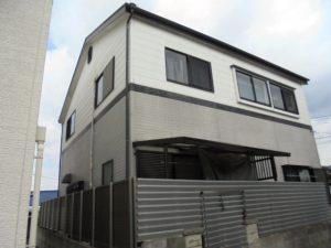 福岡県 太宰府市 H様邸 塗装工事 施工前