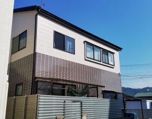 福岡県 太宰府市 H様邸 塗装工事 施工後