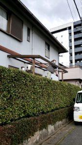 筑紫野市 G様邸 タキロン ポリカ取替え工事