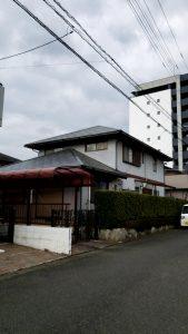 筑紫野市 G様邸 コロニアル屋根 塗替えリフォーム工事