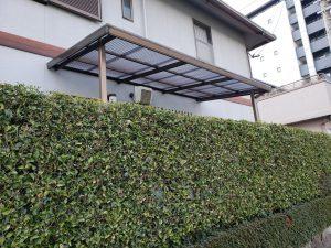 筑紫野市 G様邸 タキロン ポリカナミイタ 屋根 取替え 工事  完成