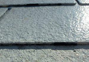屋根の脱気緩衝材と補強・補修材  タスペーサー 縁切工法 取付け 完了