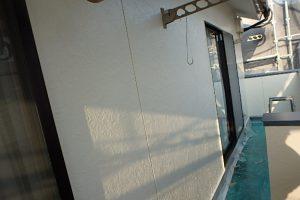 福岡市 早良区 N様邸 住宅塗装工事 外壁 遮熱塗装仕様 ファインサーモアイウォールSi 上塗り 完了