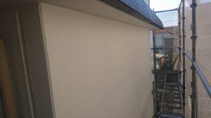 小郡市 外壁 RC 鉄筋コンクリート造 塗装工事 完了