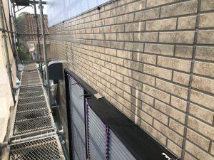 外壁 ピュアライドUVプロテクト 日本ペイント クリア仕上げ