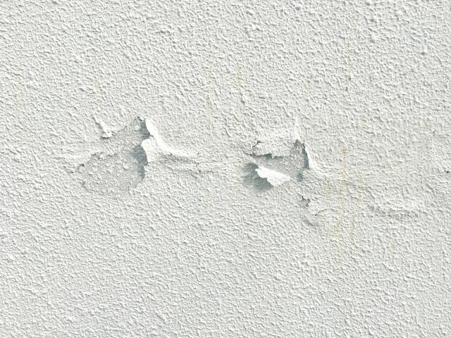 写真:外壁劣化