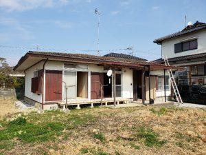 春日市オーナー I様所有物件 飯塚市 住宅 リフォーム工事 全体 施工前